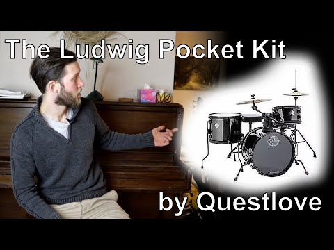 Product Review: The Ludwig Pocket Kit By Questlove.  Is It Worth It?!