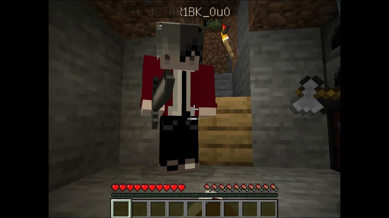 Minecraft 【JC-水漾】1.14!!生存!!!Tp!?!?!?!村莊大改變「ft.殘夜 粉Q」 - YouTube