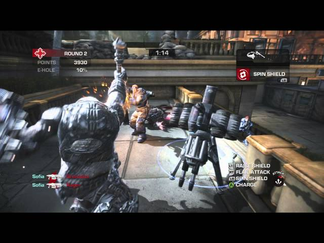 Gears of War: Judgment Call to Arms Map Pack Trailer