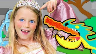 Royal Finger Family Song and MORE | King, Queen, Knight, Princess, Jester