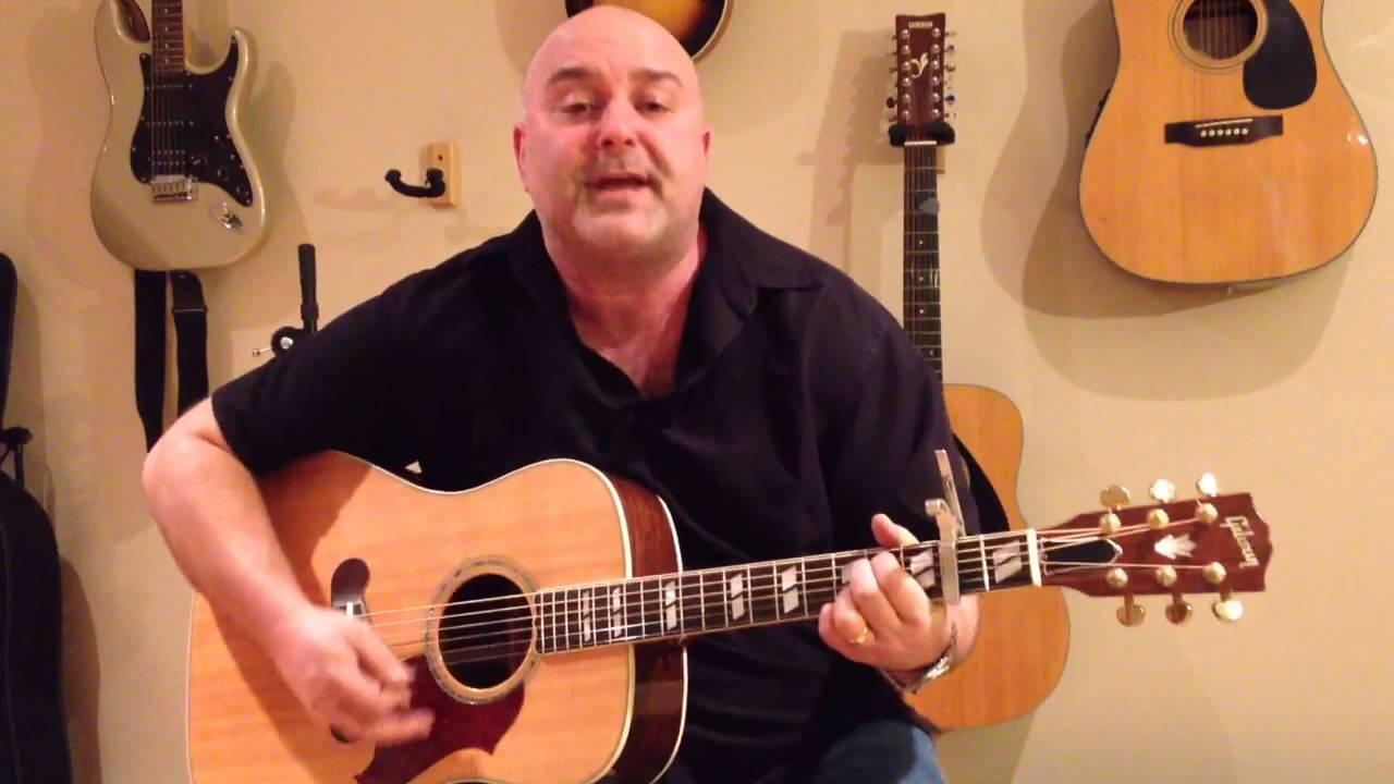 How to play Cruise - Florida Georgia Line (cover) - Easy 4 Chord Guitar Tune