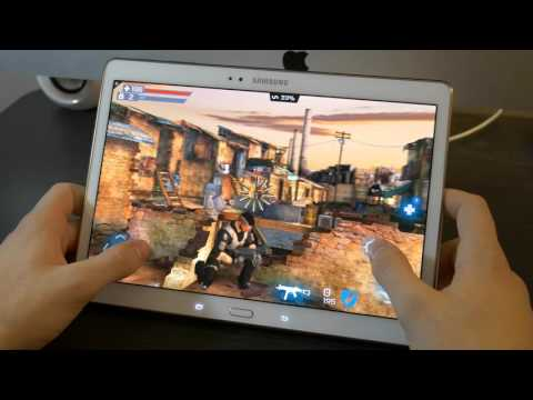 Top 5 HD Android Games 2015 (High Graphics)