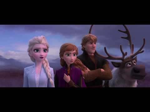 "Tracy Bethea -  The Official Trailer for the Highly Anticipated Animated Sequel""Frozen 2"""