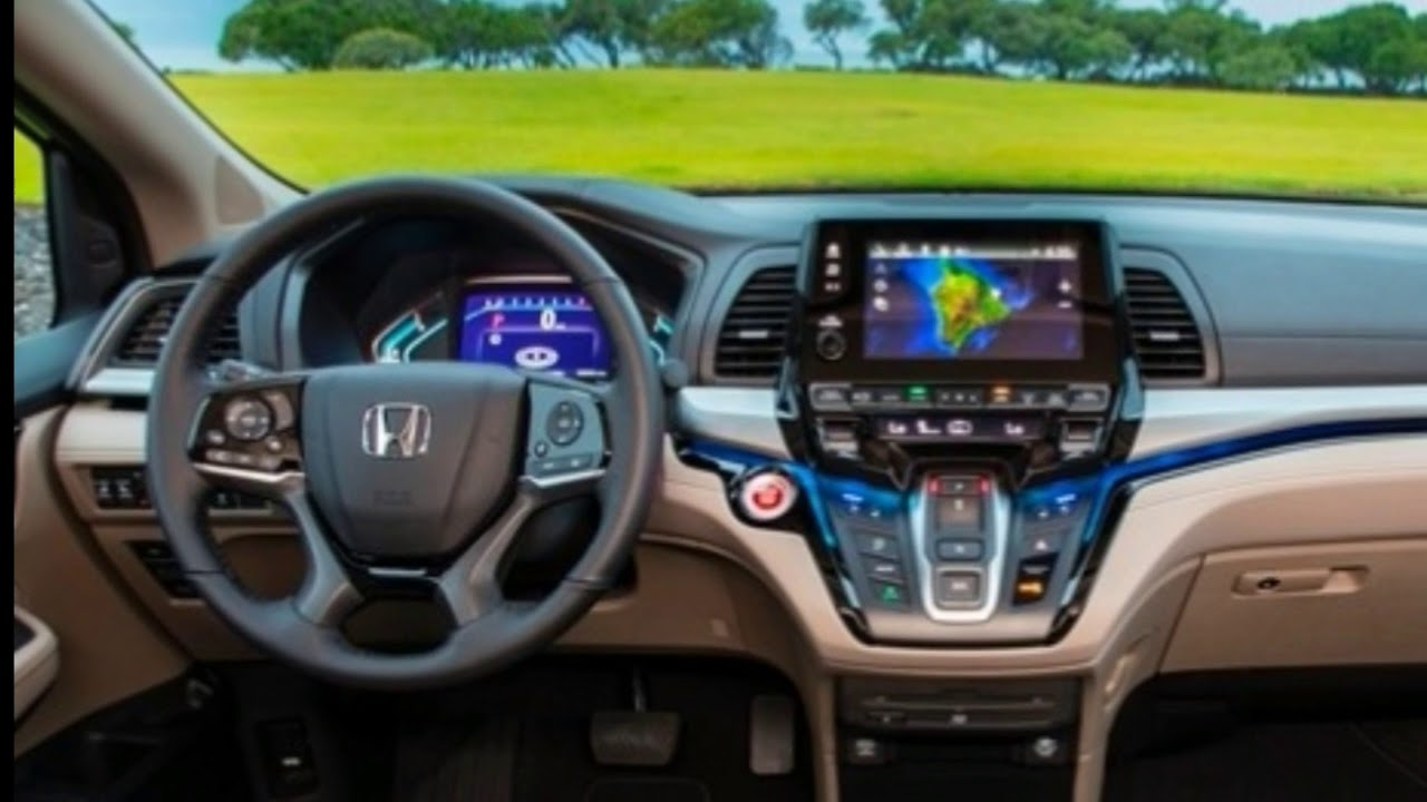 New Review 2018 Honda Odyssey Hybrid Release Date