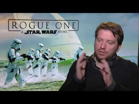 STAR WARS ROGUE ONE interview with Director Gareth Edwards