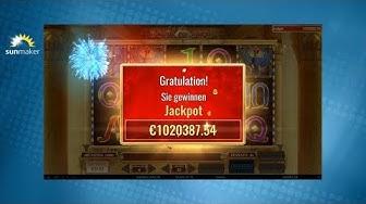 Über 1 Million Euro Book of Dead Jackpotgewinn - exklusiv bei sunmaker!