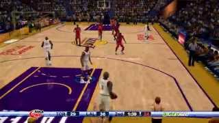 NBA 2K6 - Kobe Bryant 81 points Challenge