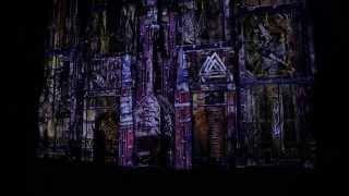 Cathédrale de lumière à Rouen « Viking » : la vidéo intégrale officielle (2015)