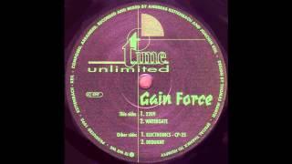 Gain Force - Watergate (Trance 1992)