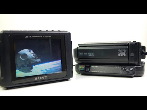 Video8 - Forgotten Ambitions & the Crazy Walkman Compo