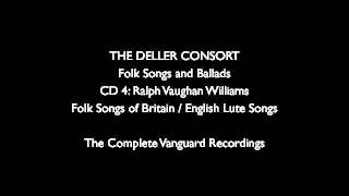 The Deller Consort - Folk Songs of Britain / English Lute Songsthe