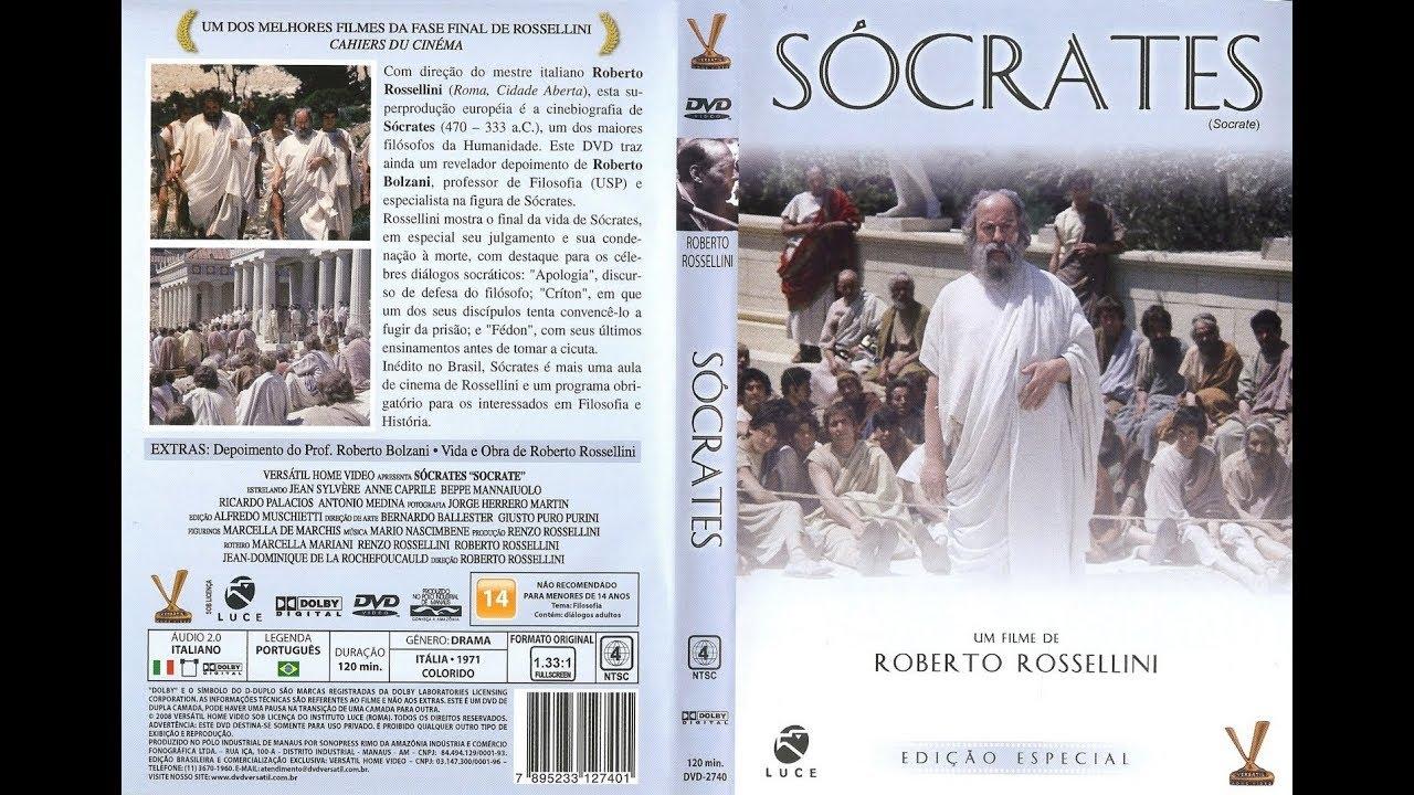 filme socrates 1971