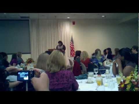 Stephanie Ingraham's Graduation Speech from Baptish Health Nursing School, Little Rock, AR