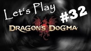 Let's Play Dragon's Dogma #032 [German|Xbox 360|Blind|HD] - Ritterschlag