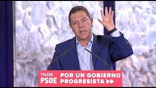 """Page avisa que el PSOE """"está preparado para las urnas"""""""