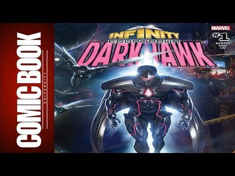 Infinity Countdown Darkhawk #1 | COMIC BOOK UNIVERSITY