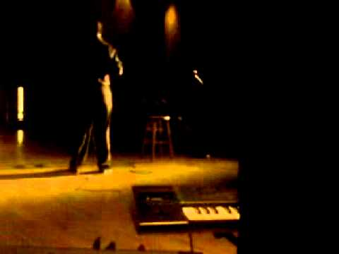 Peforming Stay by Tyrese @ Morris College Talent