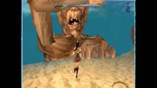 XENA PS1 HOW TO DEFEAT THE CYCLOPE