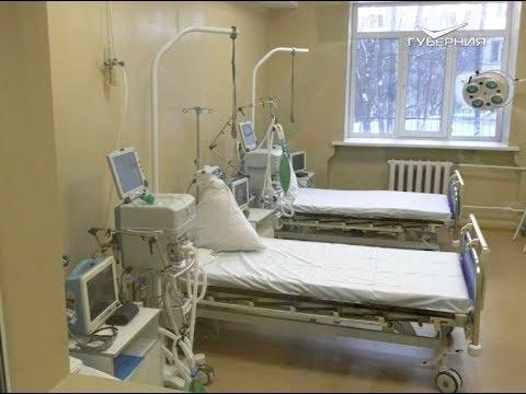 Больницы Самарской области готовы к выявлению коронавируса