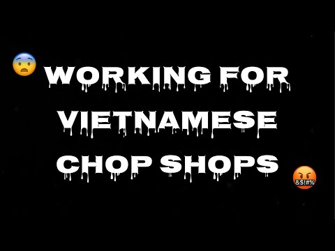 WHAT I LEARNED WORKING IN A VIETNAMESE NAIL SHOP #howtousedippowder #chopshop #worstnailsalons