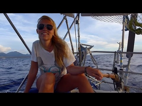 Sailing Around the World - Losing a Fellow Sailor... Ep. 17