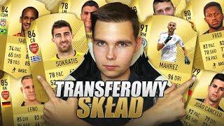 TRANSFEROWY SKŁAD! | FIFA 18
