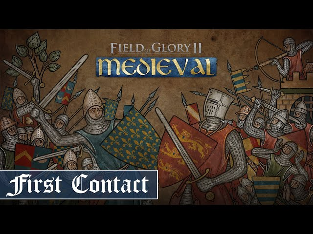[FR] Field of Glory II: Medieval - First Contact - La guerre des nerfs