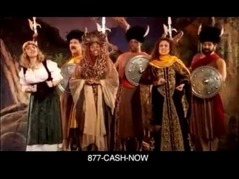 J.G. Wentworth Commercial - Viking Opera