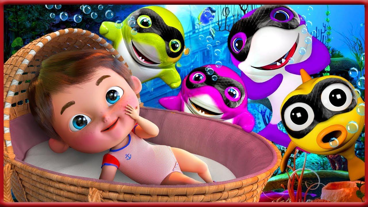 Baby Shark More Nursery Rhymes Kids Songs Banana