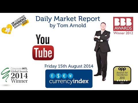 #CINews Episode 38: Currency News: Interest rate woes for the Pound