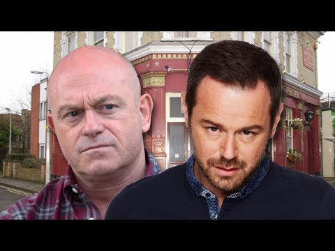 EastEnders - Mick Carter Has A Word With Grant Mitchell (5th August 2016)