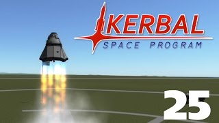 Road To Exploration #25, Dragon 2, Kerbal Space Program