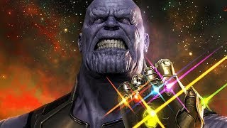 How Thanos Really Got All Of The Infinity Stones