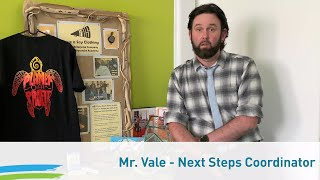 6th Form Induction | MrVale