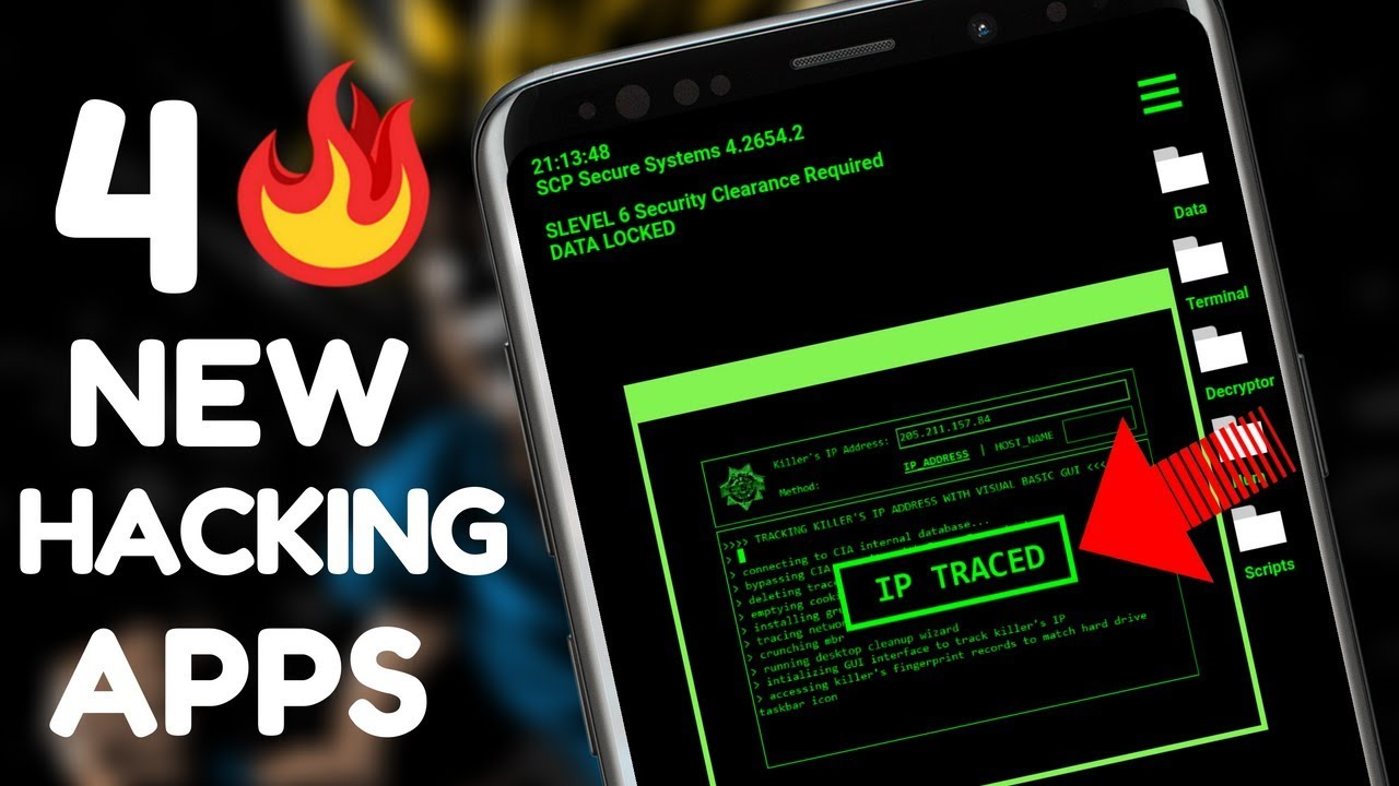 4 New Hacking Apps That Will Shock You Best Android Apps Youtube