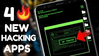 4 NEW HACKING Apps that will SHOCK YOU! BEST ANDROID APPS