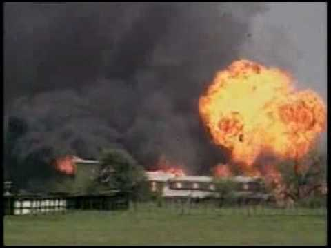 10/13 United States Gov murdered their own - Waco Texas