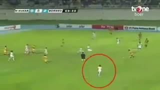 Terens Puhiri Fastest Football Player From Indonesia vs Neymar Jr From Brazil (crazy speed)