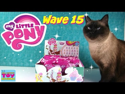 My Little Pony Wave 15 Blind Bag Box Opening | MLP Toy Review | PSToyReviews
