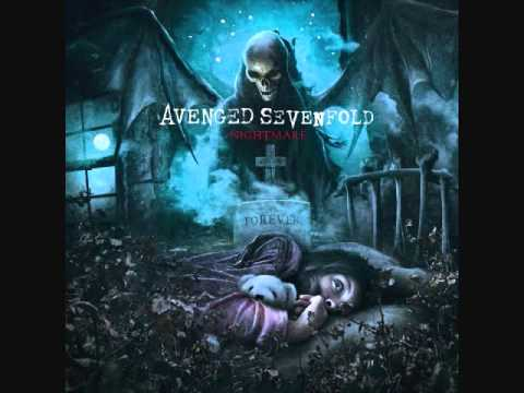 avenged sevenfold nightmare demo with the rev youtube