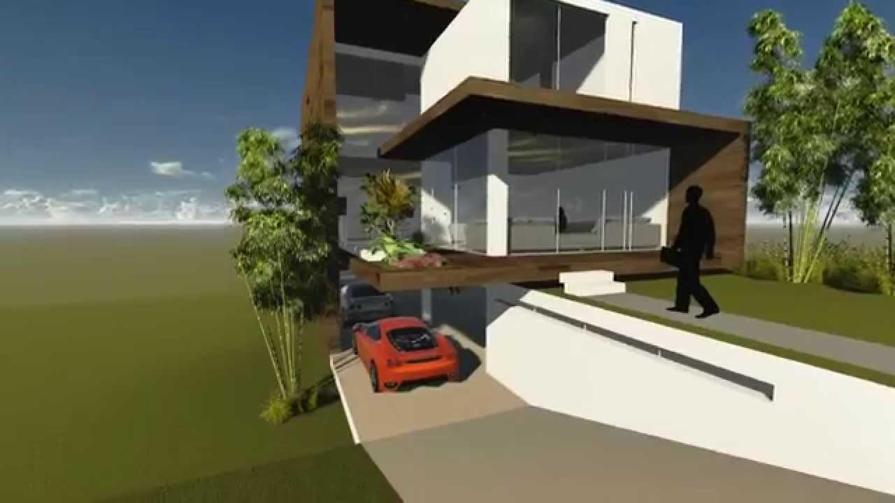 Vivienda sanchez 2lineas arquitectura youtube for Vivienda arquitectura
