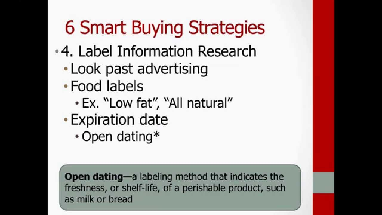 Open dating indicates the freshness of milk