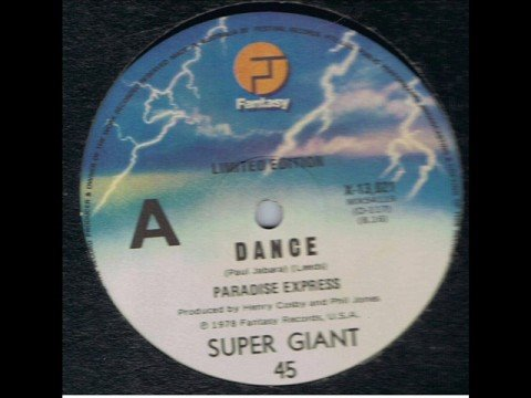 "Disco 12"" - Paradise Express - Dance - 1978"