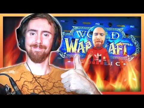 Asmongold's EVIL PLAN to RUIN Classic WoW and Other Fan-Made Videos (Asmongold Reacts)