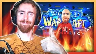 Asmongoldand39s Evil Plan To Ruin Classic Wow And Other Fan-made Videos Asmongold Reacts