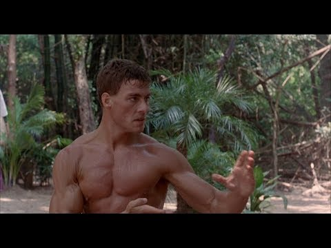 Kickboxer- Training with Van Damme