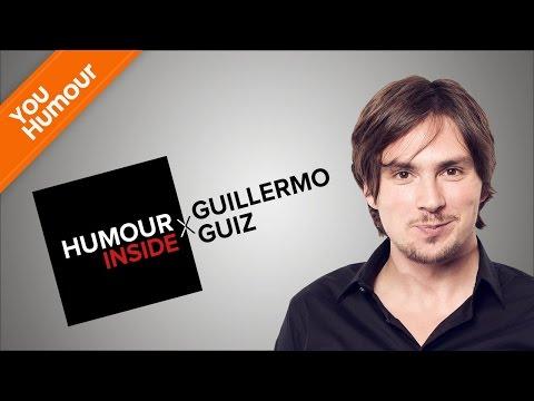 HUMOUR INSIDE - Guillermo Guiz