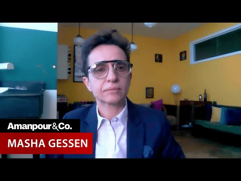 """Masha Gessen: """"The GOP Has Turned Into an Autocratic Party"""" 