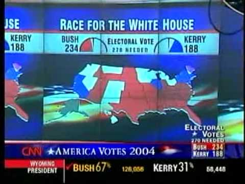2004 Presidential Election Bush vs. Kerry November 2, 2004 Part 19