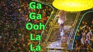 Gaga Ooh Lala! VIP at Edmonton ArtRave tour